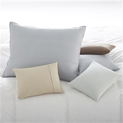 Hotel Travel Pillowcase by Scandia Home