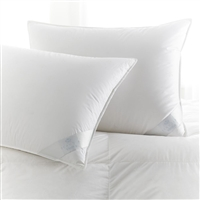 Vienna Goose Down Pillow by Scandia Home