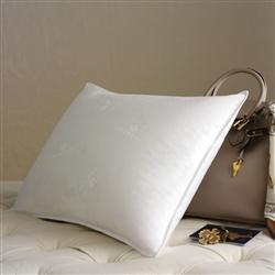 Deluxe Down Travel Pillow By Scandia Home