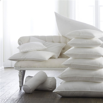 Down Free Decorative Pillows by Scandia Home