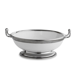 Tuscan Medium Bowl with Handles by Arte Italica