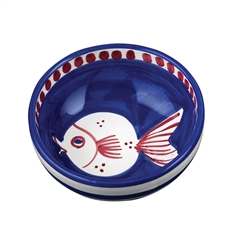 Campagna Pesce Olive Oil Bowl by VIETRI