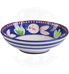 Campagna Pesce Large Serving Bowl by VIETRI
