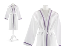 Pique Luxury Robe by Peacock Alley