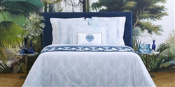 Palmes Luxury Bed Linens by Yves Delorme