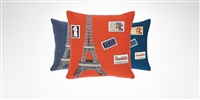 Yves Delorme - Iosis Paris Paris Decorative Pillow