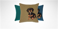 Yves Delorme - Iosis Platon Decorative Pillow