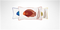 Yves Delorme - Iosis Poseidon Decorative Pillow