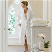 Antalya Terry Robe by Scandia Home