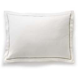 Rio Linen Bolster Decorative Pillows by Peacock Alley