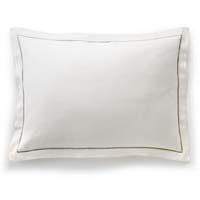 Rio Linen Grand Euro and Oblong Decorative Pillows by Peacock Alley