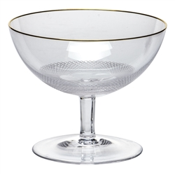 Royal Ice Cream Bowl by Moser