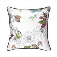 Riviera Decorative Pillow by Yves Delorme