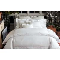 Classic Chain Luxury Bed Linens by Matouk