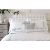 Gordian Knot Luxury Bed Linens by Matouk