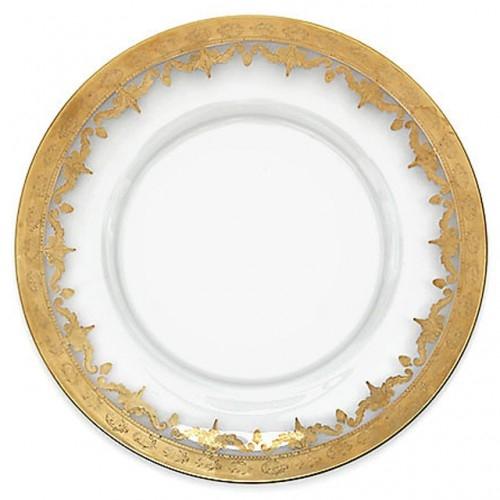 sc 1 st  Sallie Home & Arte Italica - Vetro Gold Charger