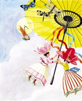 Parasol in the Air-Harrison Howard