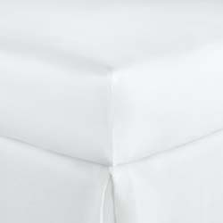 Soprano Sateen Xtra-LargeTwin Fitted Sheet by Peacock Alley