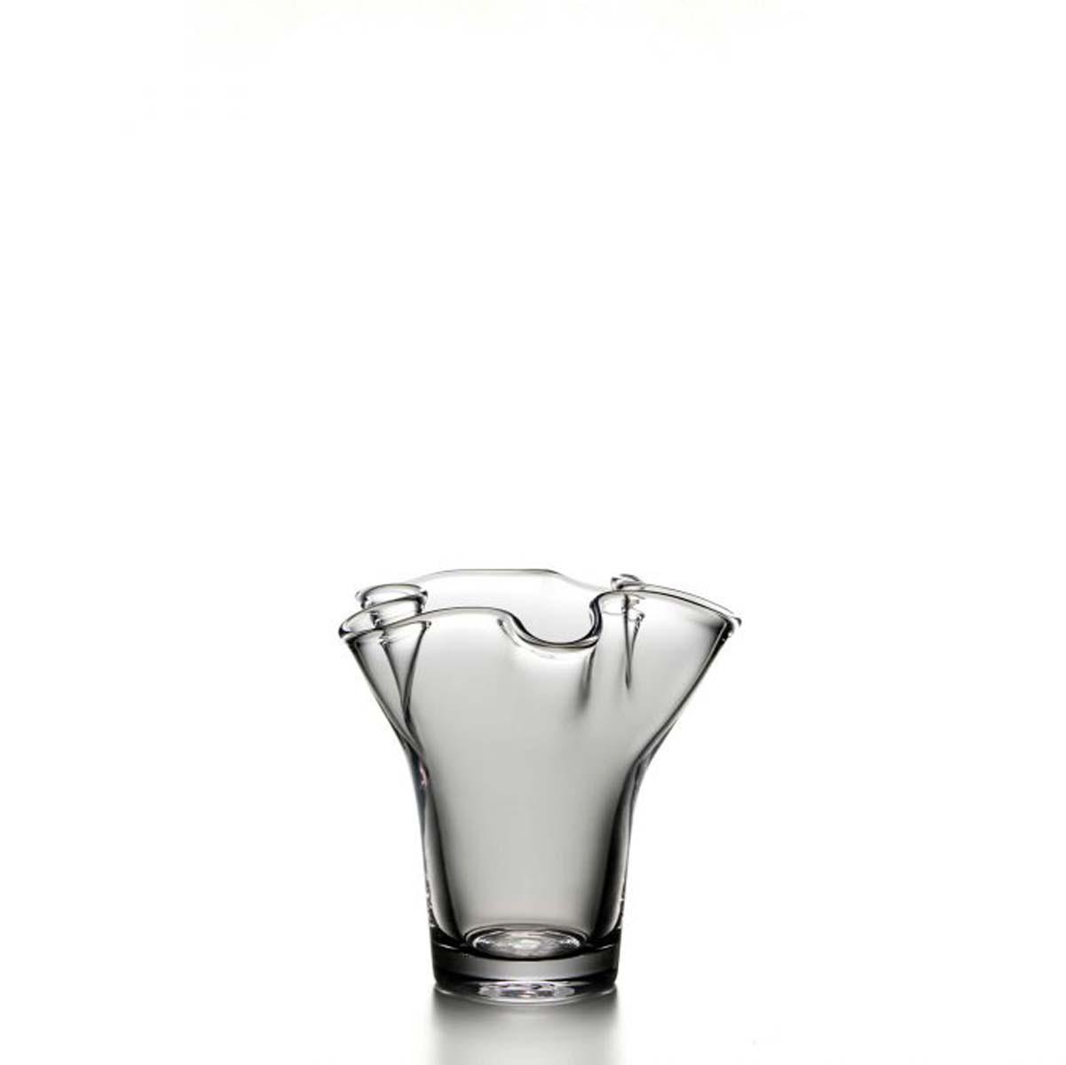 Simon Pearce Anemone Vase M