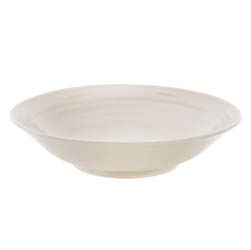 Belmont Pasta Bowl - Crackle Ivory by Simon Pearce