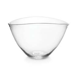 Barre Bowl - XL by Simon Pearce