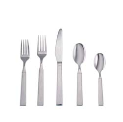 Woodstock 5-Piece Flatware Setting in Gift Box by Simon Pearce