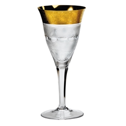 Splendid Goblet by Moser