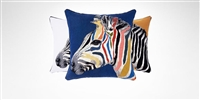 Yves Delorme - Iosis Salambo Decorative Pillow