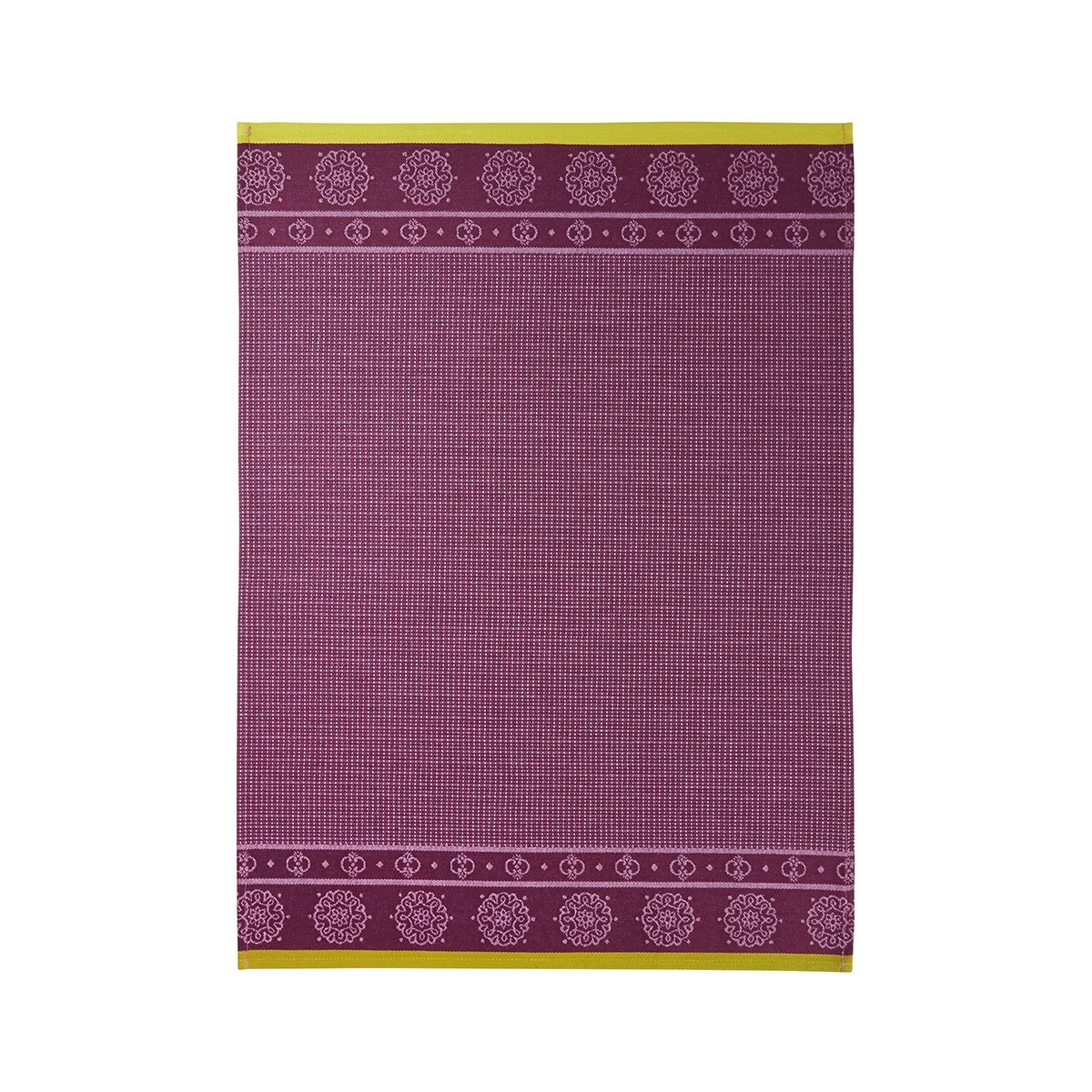 Soiree Waffle Weave Tea Towel by Yves Delorme