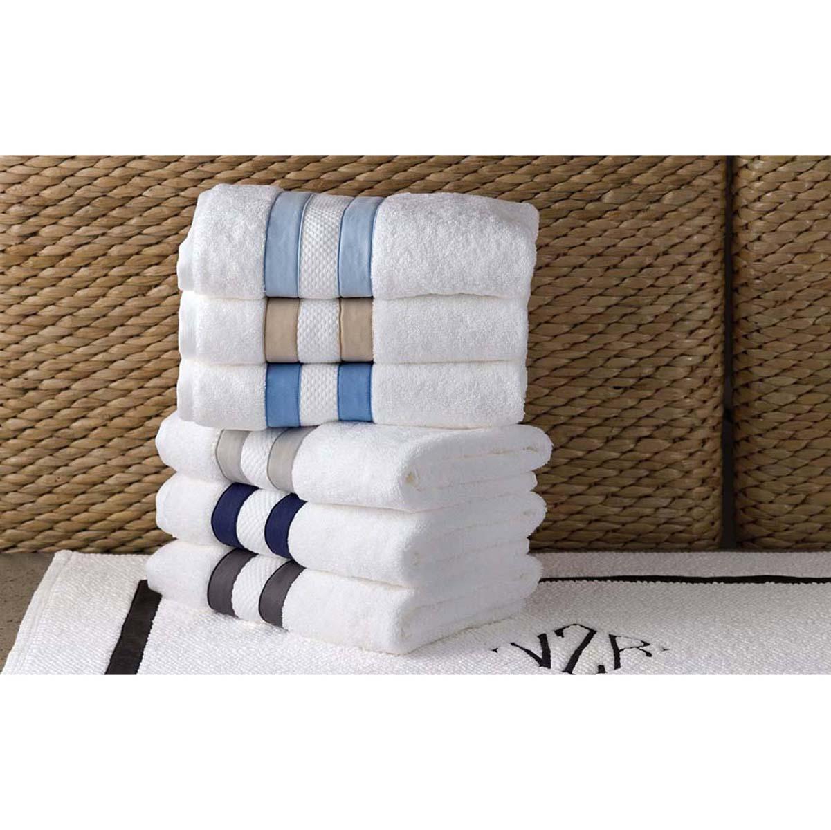 matouk - marlowe luxury bath rug