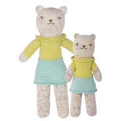 Tweedy Bear Bergamot by Bla Bla Kids