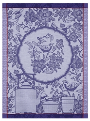 The de Chine Tea Towels by Le Jacquard Francais
