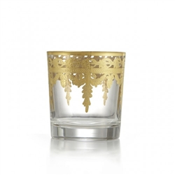 Vetro Gold DOF Glass by Arte Italica