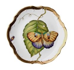 Exotic Butterflies Bread & Butter Plate by Anna Weatherley