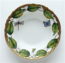Ivy Garland Rim Soup Plate by Anna Weatherley