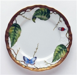 Ivy Garland Salad Plate by Anna Weatherley