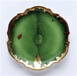 Ivy Garland Bread & Butter Plate by Anna Weatherley