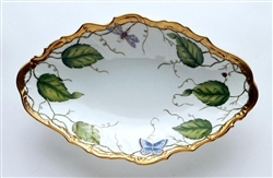 Ivy Garland Open Oval Vegetable Bowl by Anna Weatherley