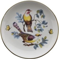 Windsor Bird Bread Plate by Julie Wear