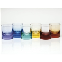Whisky D.O.F. Set of 6  by Moser
