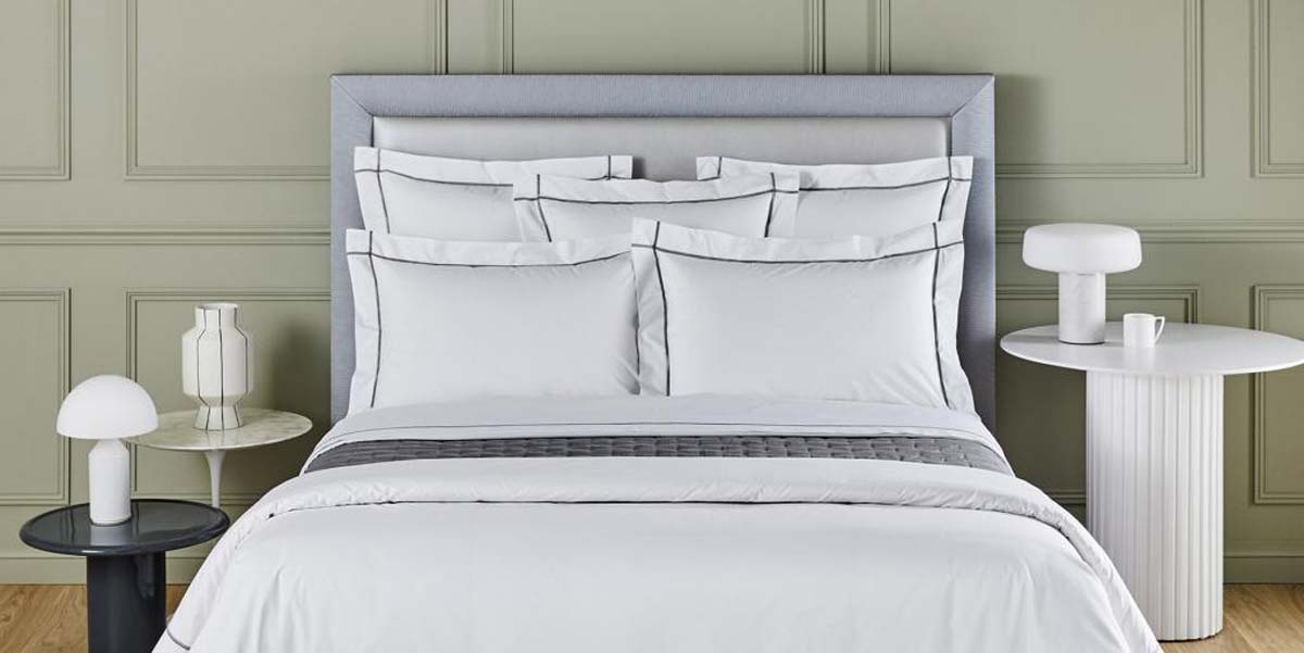 Beautiful Athena Luxury Bed Linens By Yves Delorme