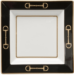 Cheval Black Presentation Tray by Julie Wear