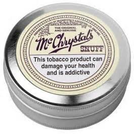 McChrystal's Snuff