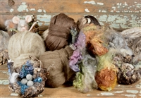Nest Project Boodle by Sarafina Fiber Art