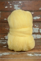 Sarafina Core Roving: Chick Yellow  2 oz