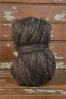 Sarafina Core Roving: Dark Gray  2 oz