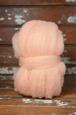 Sarafina Core Roving: Gnome Gnude  2 oz