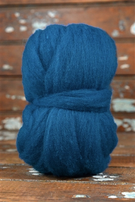 Sarafina Core Roving: Lapis  2 oz