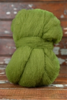 Sarafina Core Roving: Snap Pea  2 oz