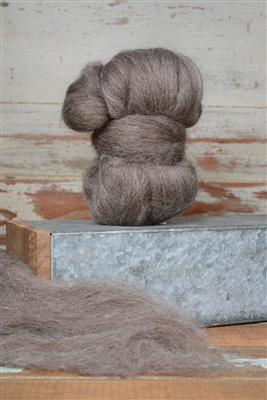 Brown BFL Top Coat - Natural Roving